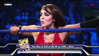 getlinkyoutube.com-SmackDown 09.04.09 Maria & Eve VS Natalya & Layla