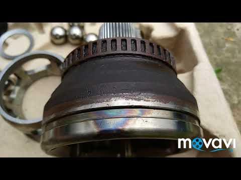Замена пыльник гранаты и как не ошибиться при покупке внешней гранаты Audi a6c5 мкпп.