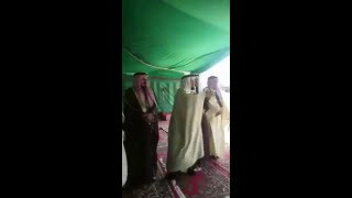 getlinkyoutube.com-كلمة الشيخ عبدالرحمن بن طواله جاهية شمر لدى قبيلة يام في نجران