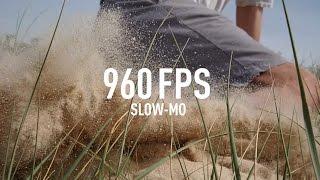 Sony Xperia XZ Premium: 960fps slow-motion camera in-depth look