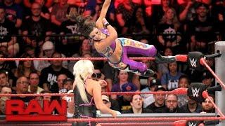 getlinkyoutube.com-Bayley vs. Dana Brooke: Raw, Aug. 22, 2016