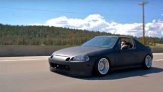 The Greatest Honda CRX Del sol VTEC Compilation