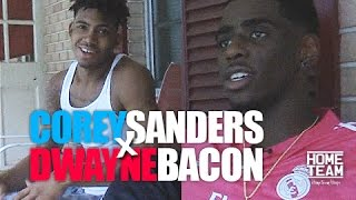 Corey Sanders x Dwayne Bacon