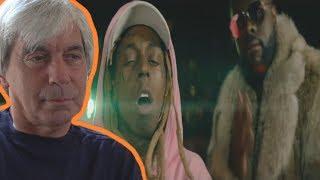 Mon père réagit à Maître GIMS - Corazon ft. Lil Wayne & French Montana