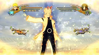 getlinkyoutube.com-Naruto Ultimate Ninja Storm 3 Full Burst Naruto Sage of Six Paths vs Madara Gameplay (PC)