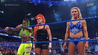 Six-Woman Tag Team Match: WWE Backlash 2017