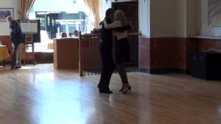 Jen and Michael Argentine Tango Jack and Jill