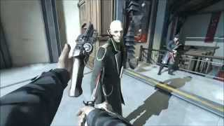 getlinkyoutube.com-Dishonored Badass Stealth High Chaos (Assassinate Lord Regent)1080p60Fps