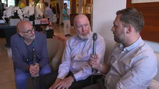 Cannes Lions 2016: Mark Holden, PHD, and Kevin Kelly, tech writer