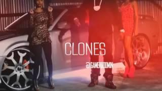 getlinkyoutube.com-Gucci Mane x 21 Savage Type Beat - Clones (Prod. @GamerBoomin)