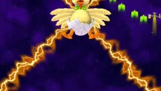 getlinkyoutube.com-Chicken Invaders 4 Easter All Bosses (Final Boss) + ENDING