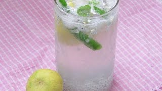 getlinkyoutube.com-Kulukki Sarbath - കുലുക്കി സർബത്ത് - Shaken Lemonade | Nisa Homey