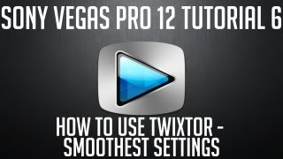getlinkyoutube.com-Sony Vegas Pro 12: How To Use Twixtor - Smoothest Settings