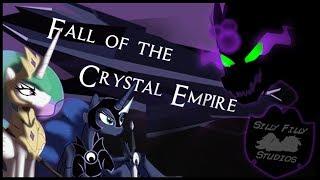 getlinkyoutube.com-Fall of the Crystal Empire - MLP Fan Animation