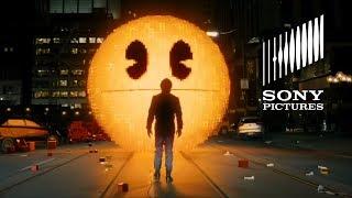 getlinkyoutube.com-PIXELS Movie - Global Pac-Man Celebration