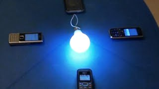 "getlinkyoutube.com-Free Energy Generator light bulb. ""Free Energy"""