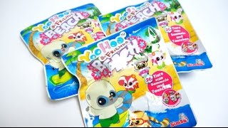 YooHoo and Friends Beach Toys - Unboxing
