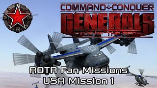 getlinkyoutube.com-Rise Of The Reds 1.85 - Fan Campaign, USA Mission 1 [720p 60fps]