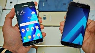 getlinkyoutube.com-Samsung Galaxy A3 (2017) vs A3 (2016) - Should You Upgrade? EARLY COMPARISON! (4K)