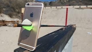 getlinkyoutube.com-iPhone 6S Arrow Scratch Test