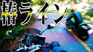 getlinkyoutube.com-[モトブログ] 椿ライン~伊豆スカイラインツーリング ②初めての椿ライン [Motovlog]FZ1 FAZER
