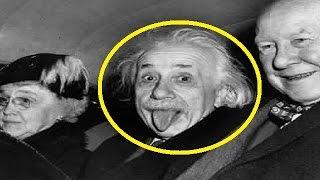 getlinkyoutube.com-هل تعلم السر الذي دفع ألبرت آينشتاين لإخراج لسانه في أشهر صورة له ؟