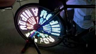 getlinkyoutube.com-Anipov Project LED bike wheel.mov