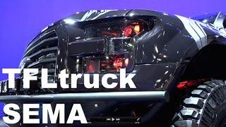 getlinkyoutube.com-Meet all of the Cool 2015 Ford SEMA Trucks Up Close & Personal