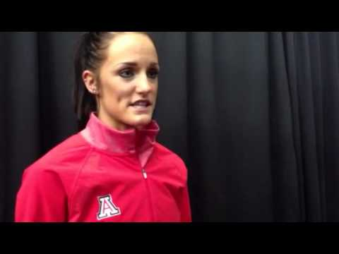 Georganne Moline 3-9-13 By Arizona Athletics