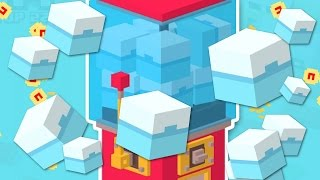 OPENING LOTS OF BOXES - Crossy Road (Free Game App iOS) - Part 3 | Pungence
