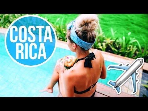 Costa Rica Travel Diary | Aspyn Ovard