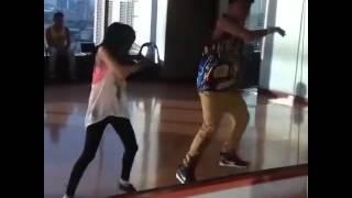 getlinkyoutube.com-AndRen (Andrea & Darren) Rehearsals