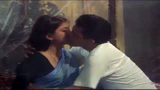 Debhosree Ray hot lip kissing and bed romance videos