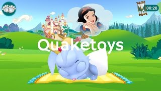 getlinkyoutube.com-NEW Disney Princess Palace Pets 2 App Whisker Haven Snow White Bunny Berry Game Play Tips and Tricks