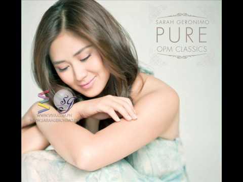 Sarah Geronimo - Umagang Kay Ganda ( Pure OPM Album )