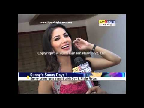 Sunny Leone gets candid with Day & Night News | Interview