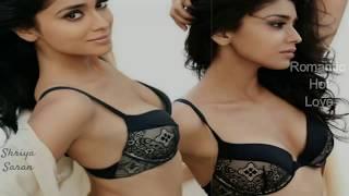 Indian Shriya Saran Latet Semi Nude PhotoShoot 2016 HD Full Video