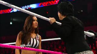 Team Hell No vs. CM Punk & Dolph Ziggler: Raw, Oct. 1, 2012