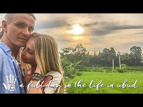 A Vegan Paradise, Yin Yoga, & Our Spiritual Reset  ♥ Boho Diaries | Ep.5 Ubud