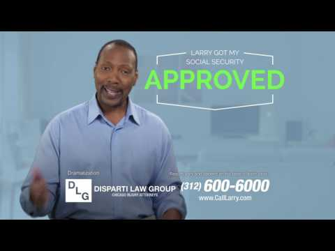 Don't Wait if You Were Denied Disability! Call the Disparti Law Group Today!