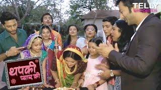 Thapki: Birthday Celebration of Amma Maiyya On The Set | Interview of Amma & Manish Goplani