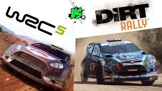 getlinkyoutube.com-Dirt Rally VS WRC 5 HD