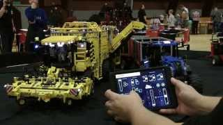 getlinkyoutube.com-LEGO Technic Ropa euroTiger with SBrick
