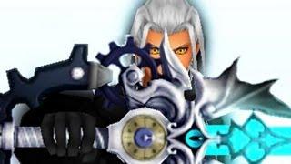 getlinkyoutube.com-Riku Vs Young Xehanort Extended Battle 3DS