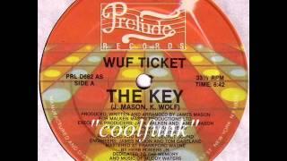 "getlinkyoutube.com-Wuf Ticket - The Key (12"" Electro-Funk 1983)"