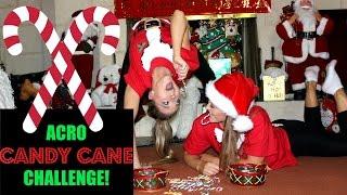 getlinkyoutube.com-ACRO Candy cane challenge!