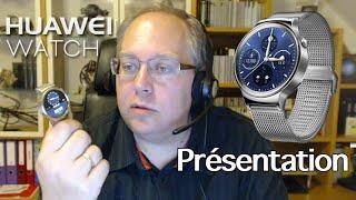 getlinkyoutube.com-Huawei Watch (présentation, premières impressions)