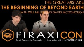 getlinkyoutube.com-Firaxicon Panel: The Great Mistake in Civilization: Beyond Earth
