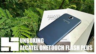 getlinkyoutube.com-Unboxing Alcatel OneTouch Flash Plus Indonesia