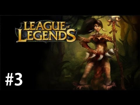 Let's Play League of Legends (feat. iTempoo) - #003 - Diese Killstealer..